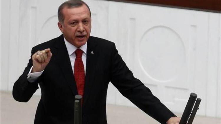Cumhurbaşkanı Recep Tayyip Erdoğan: Kimse faturayı bana kesmeye çalışmasın