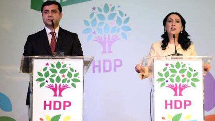 Demirtaş ve Yüksekdağ HDP seçim bildirgesini açıkladı