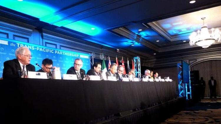 Dünya ticaretinin yüzde 40'ına yön verecek ticaret anlaşması imzalandı