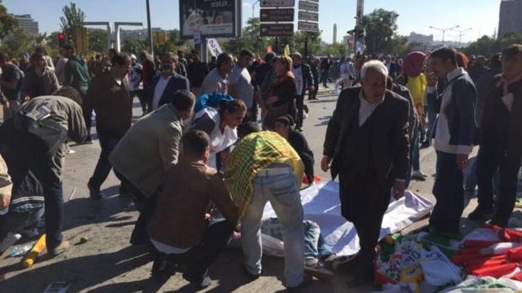 Son dakika... Ankara'da korkunç patlama: 30 ölü 126 yaralı