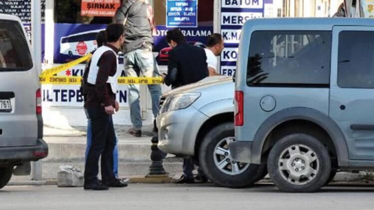 Van'da çatışma: Bir polis şehit
