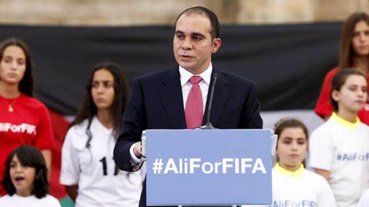 Prens Ali FIFA başkan adaylığını açıkladı