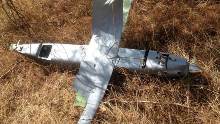TSK: Hava aracı düşürüldü