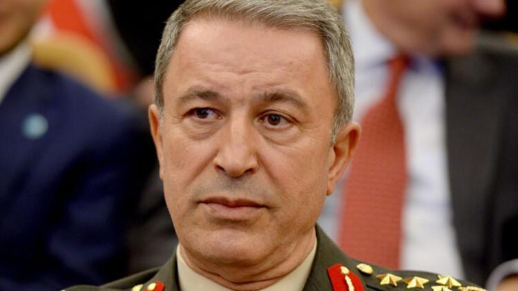 Genelkurmay Başkanı Akar: Teröristlere ağır zayiat verdirilmiştir