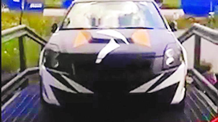 40 milyon Euro'luk yerli oto prototipleri İsveç'ten böyle gelmiş
