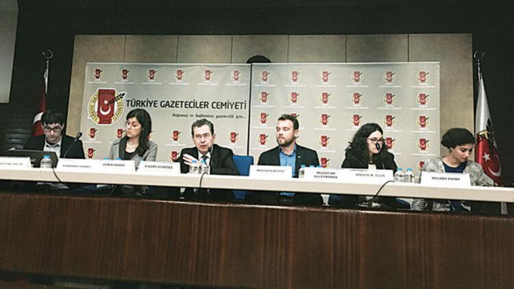 Uluslararası gazetecilerden Türkiye çağrısı