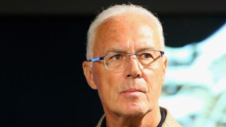 FIFA'dan Beckenbauer kararı