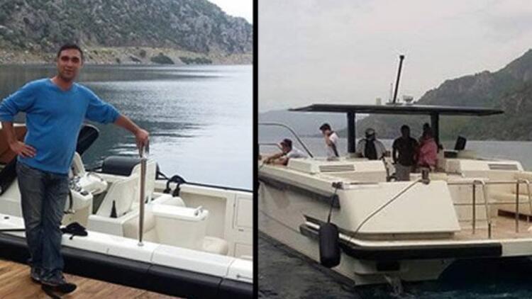 Rus milyarder Roman Abramoviç'ten teknenin ipini tutan garsona 2 bin TL bahşiş