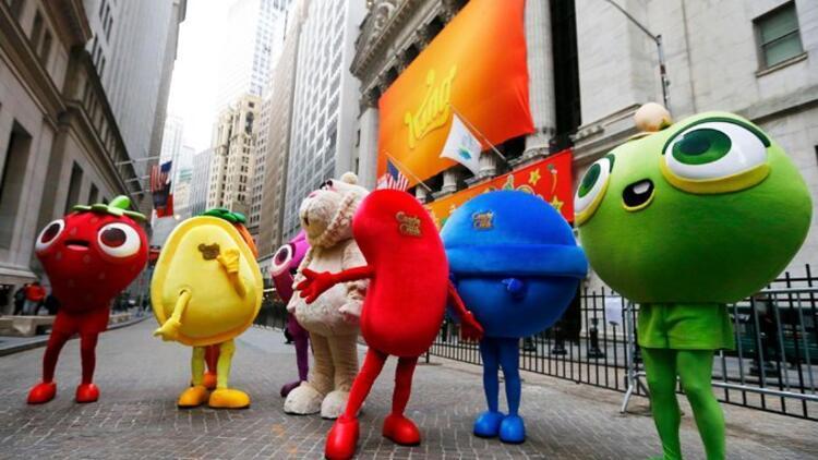 'Candy Crush' 5.9 milyar dolara el değiştirdi