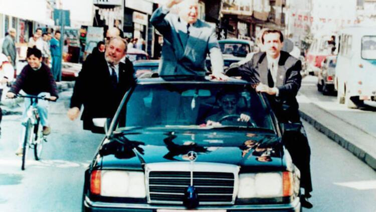 Erdoğan'ın 20 yıllık şoförü Ahmet Hamdi Çamlı milletvekili seçildi
