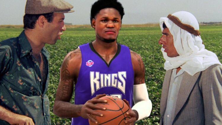 Kibar Feyzo'nun müziği NBA 2016'da