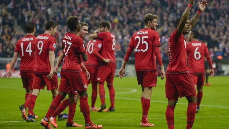 Bayern Münih 5-1 Arsenal