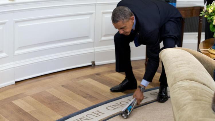 Beyaz Saray'dan çok özel fotoğraflar