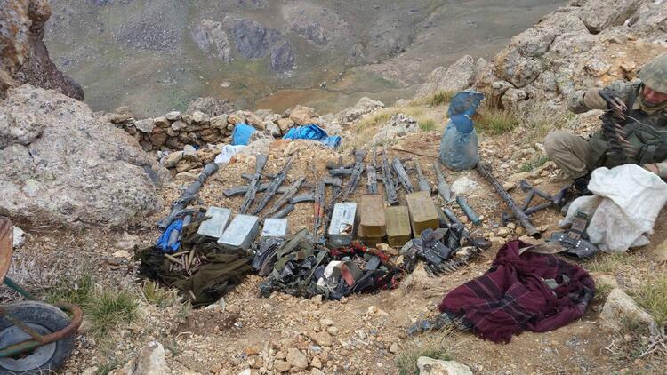 Şehit Yarbay Çelikcan Operasyonu: 119 terörist öldürüldü
