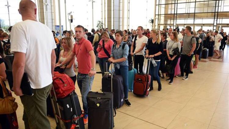 The Guardian: İngiliz turistler Mısır'dan bavulsuz dönüyor
