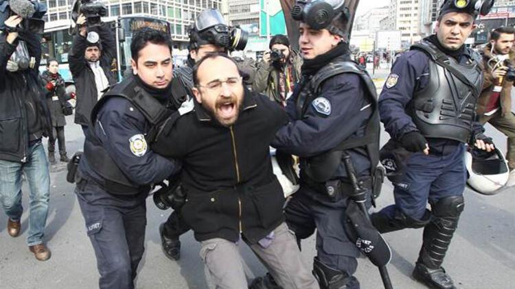 Ankara'da Berkin eylemi