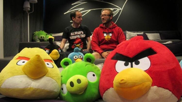 Hepimiz öfkeli kuşuz: Zamanımızın Tetris'i Angry Birds'ün anlamı