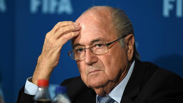 Blatter tedavi altında