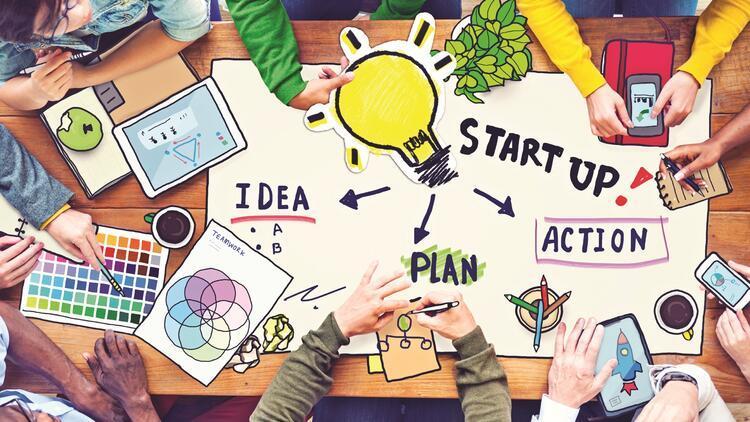 Büyük şirketlerin alternatifi startup'lar