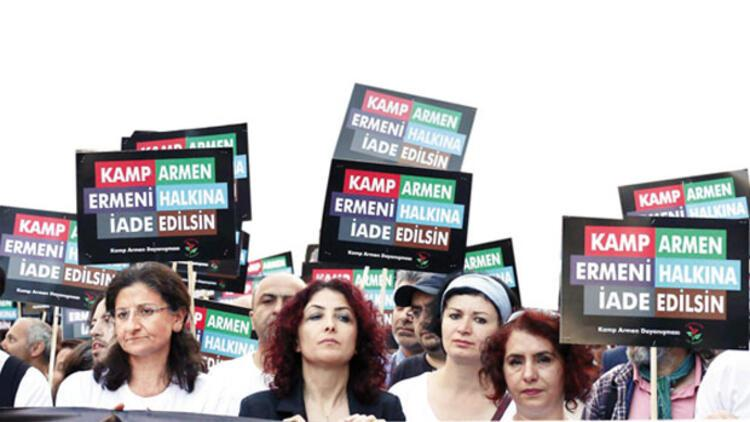 Kamp Armen'e vicdan hibesi