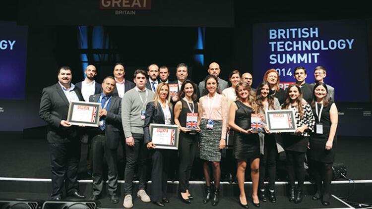 GREAT Startup yarışmasının kazananları açıklandı