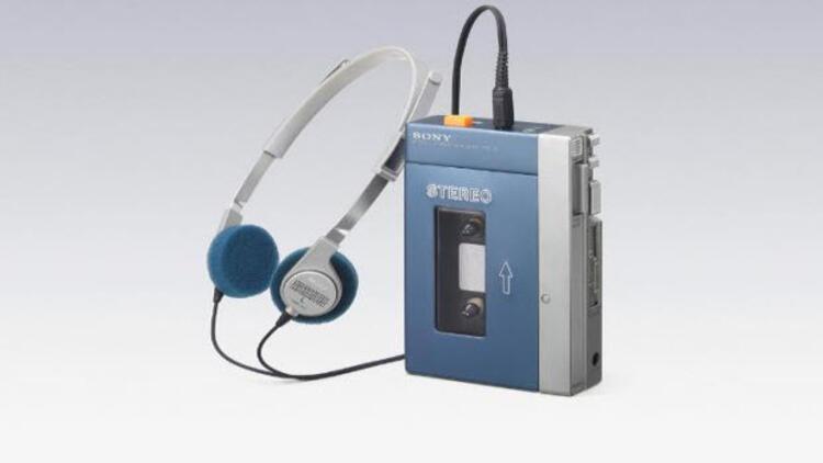 Dünden bugüne Sony Walkman'ler