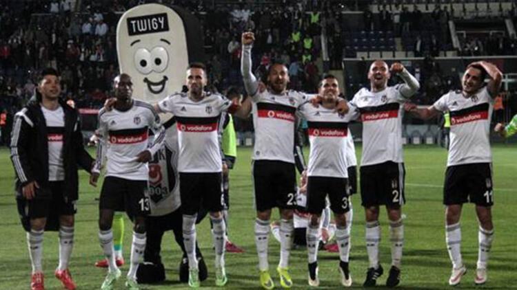 Beşiktaş'a 30 milyon Euro'luk Toto çıktı!