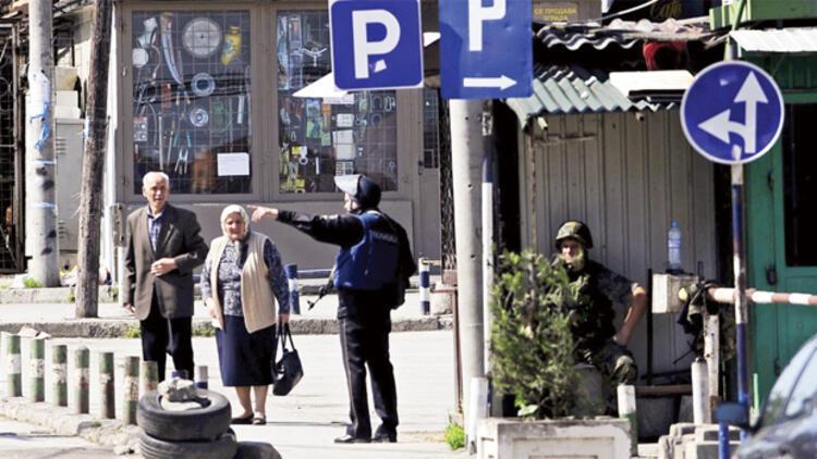 Makedonya'da UÇK çatışması