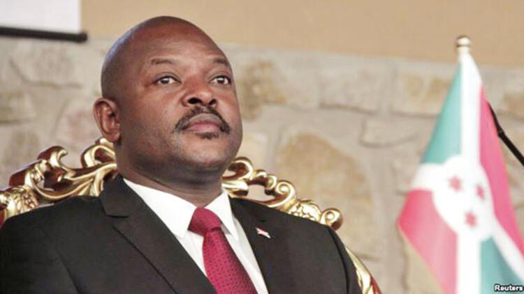 Burundi'de 3'üncü dönem krizi