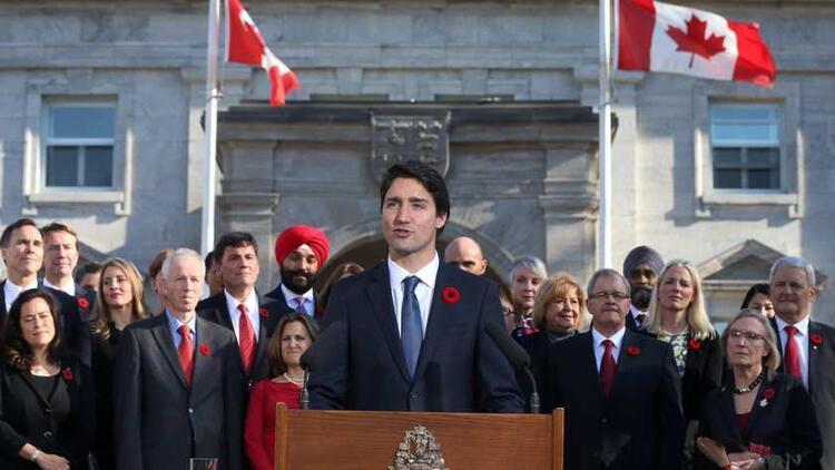 Kanada'nın sıradışı kabinesi - Sondakika Haberler