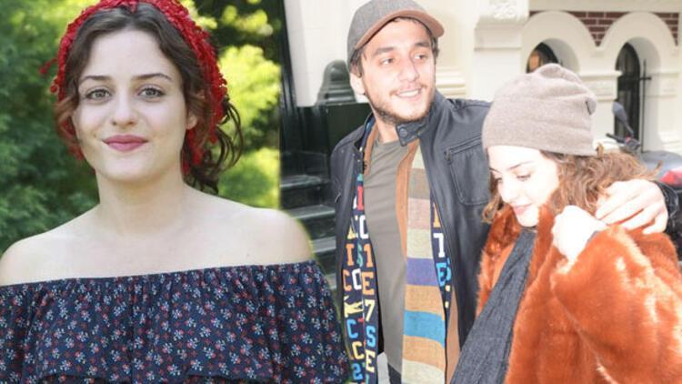 Sercan Badur ile sevgilisi Seren Şirince Nişantaşı'nda
