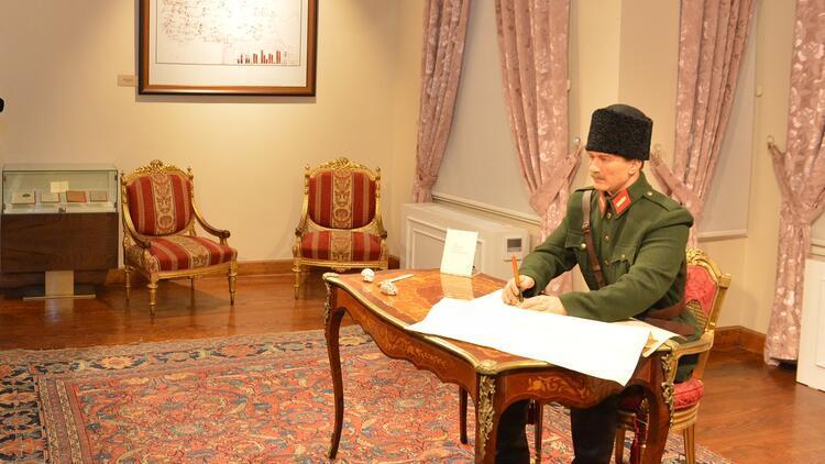Şişli'deki Atatürk Müzesi yeniden hizmete açıldı