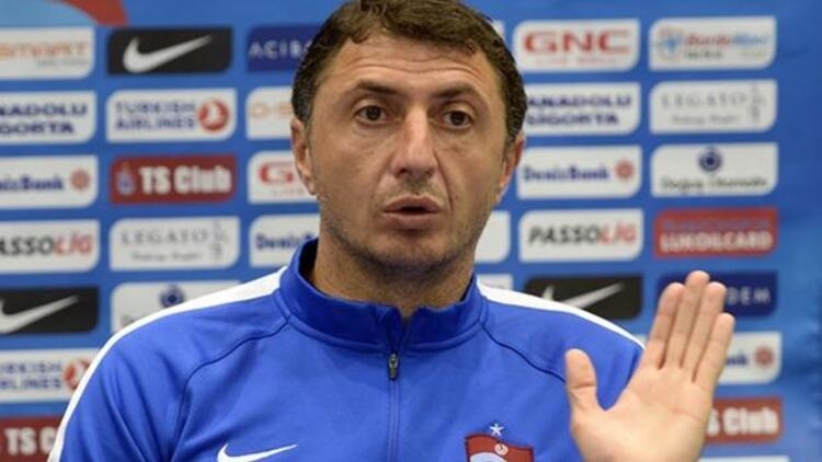 Trabzonspor'da şok! Şota Arveladze ile yollar ayrıldı