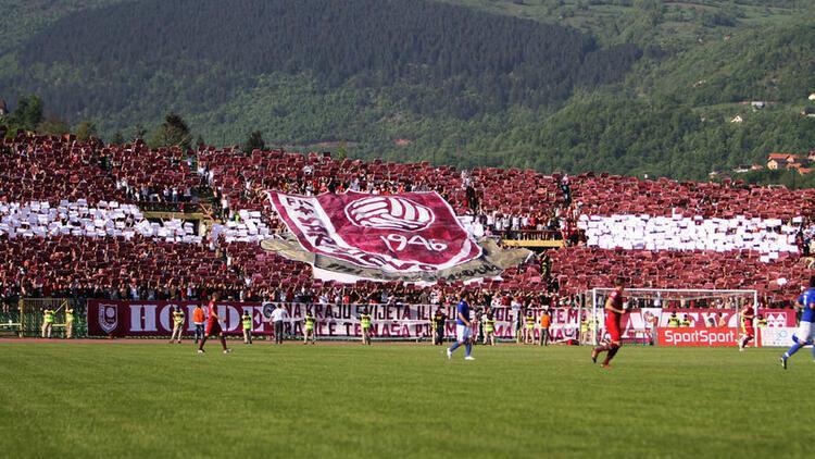 Sarajevo, Galatasaray'ı bekliyor!