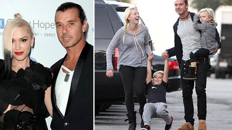 Gwen Stefani - Gavin Rossdale çiftinin 13 yıllık evliliğini çocukların dadısı mı yıktı?