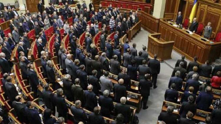 Ukrayna Parlamentosu soykırımı kabul etti