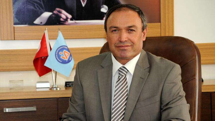 Akdeniz Üniversitesi rektörü Prof. İsrafil Kurtcephe görevden alındı