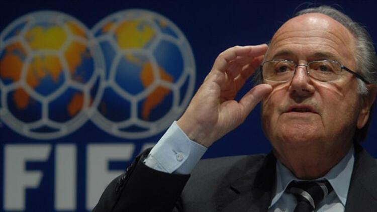 Blatter taburcu edildi