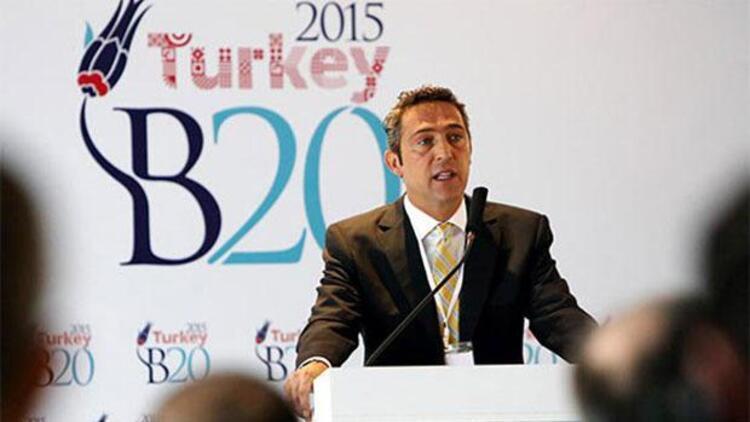 Günün tartışmasını Ali Koç başlattı: Kapitalizm ortadan kalkmalı mı?