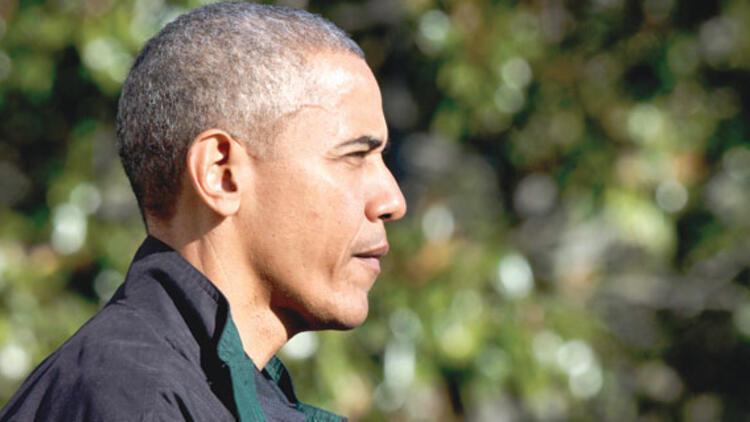 İşte Obama 'kafası'