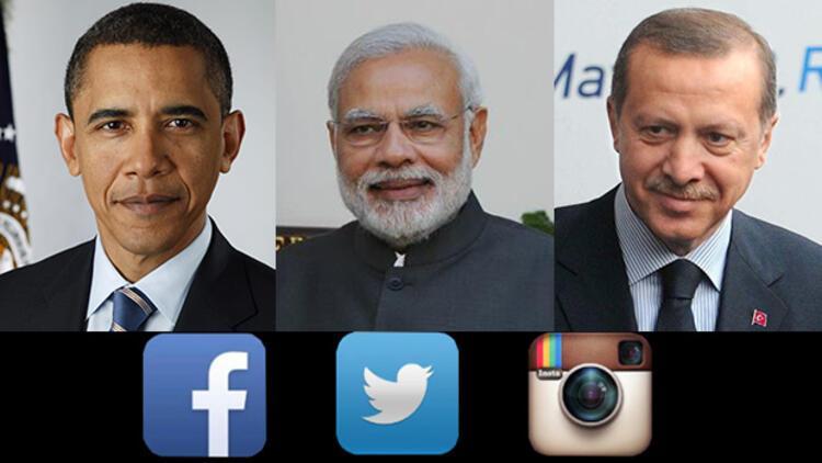 G-20 liderlerinin sosyal medya karneleri