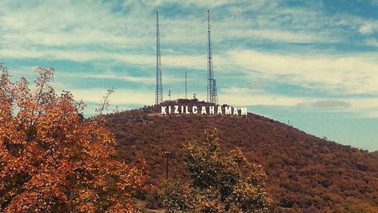 Kızılcahamam Belediyesi Hollywood'u kıskandırdı!
