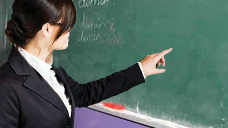 Öğretmen mutsuz ve umutsuz