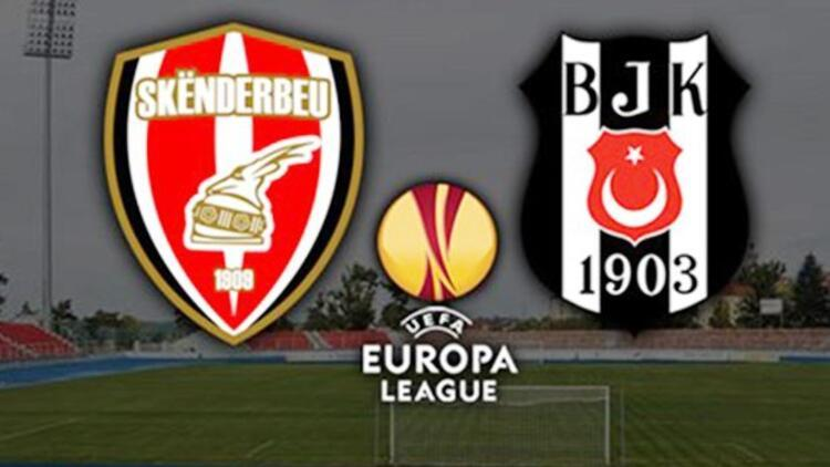 Beşiktaş Skenderbeu maçı ne zaman, saat kaçta, hangi kanalda? (canlı izle)