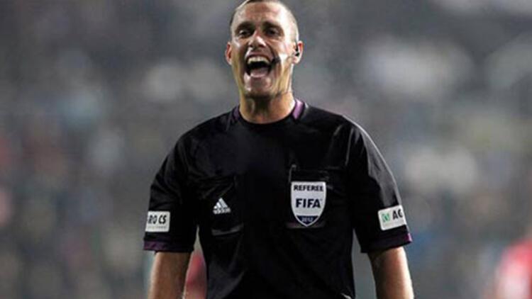 Molde-Fenerbahçe maçını Zelinka yönetecek