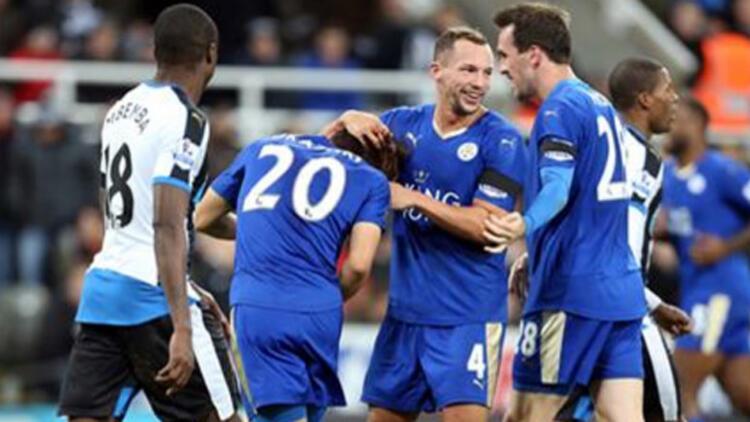Premier Lig'de zirve Leicester City'nin!