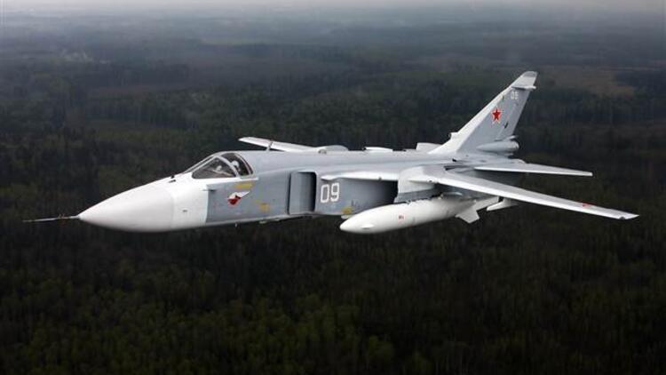 Türkiye sınırında düşürülen Rus savaş uçağıyla ilgili ABD'den açıklama