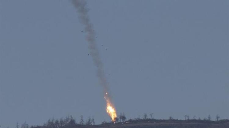 ABD'li yetkili Reuters'a konuştu: Türkiye hava sahasına giren uçak, Suriye içerisinde düşürüldü
