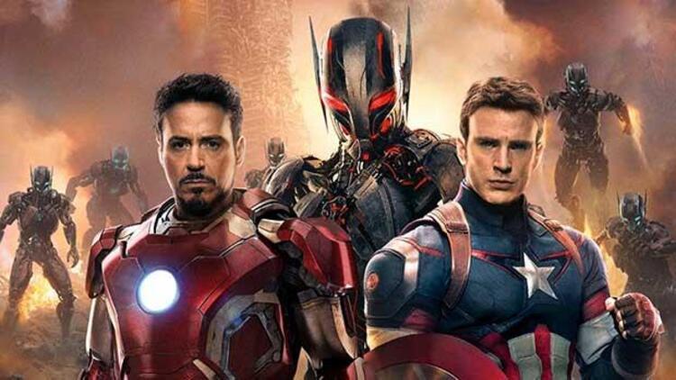 Captain America: Civil War'da ilk fragman yayınlandı - izle