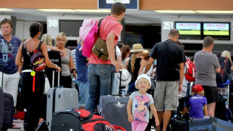 Rus turist uçakları iptal edildi, rezervasyonlar durdu